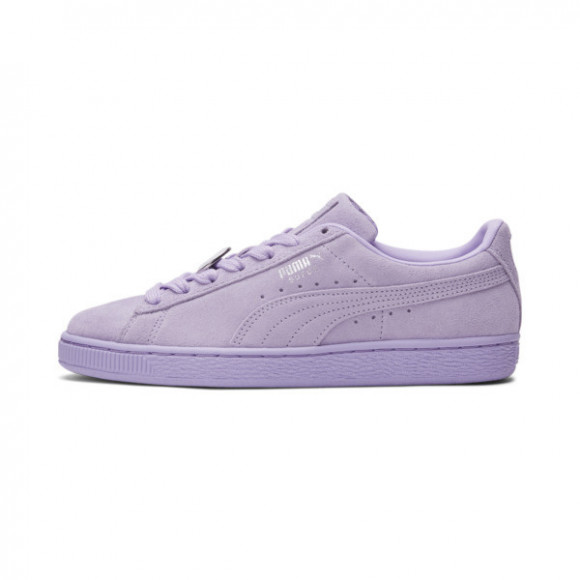 PUMA Suede Classic IWD Women's Sneakers in Light Lavender/Silver - 382285-01