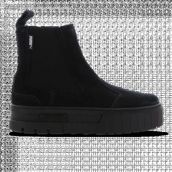 PUMA Mayze Chelsea Suede Women's Boots in Black - 382829-01