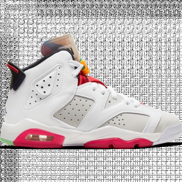 Jordan 6 Retro - Grade School Shoes - 384665-062