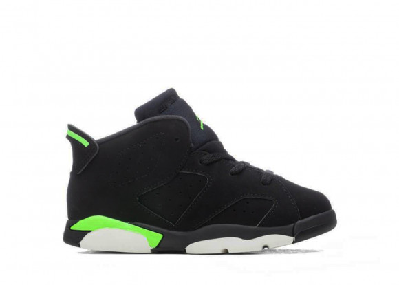 Jordan 6 Retro Electric Green (TD) - 384667-003