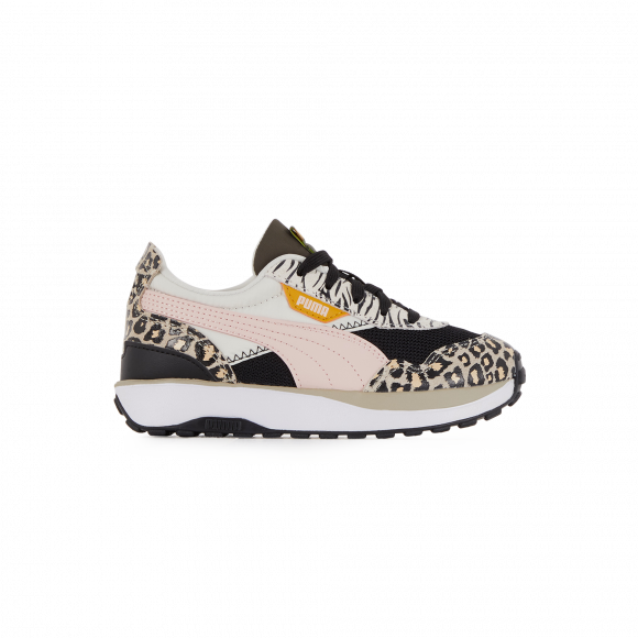 Cruise Rider Cheetah  Blanc/leopard   - Enfant - - 385781-01