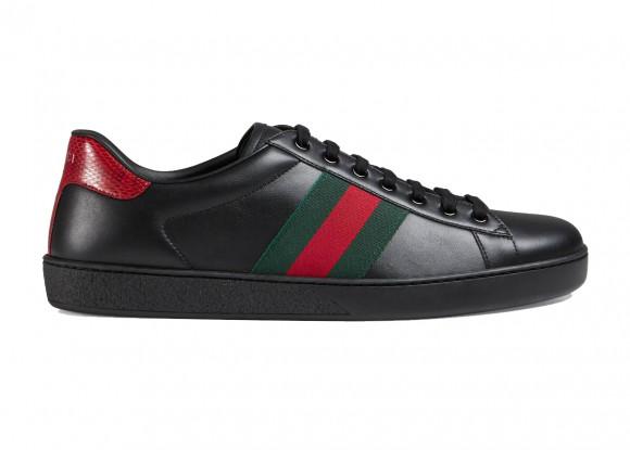 Gucci Ace Black - 386750-02JR0-1078