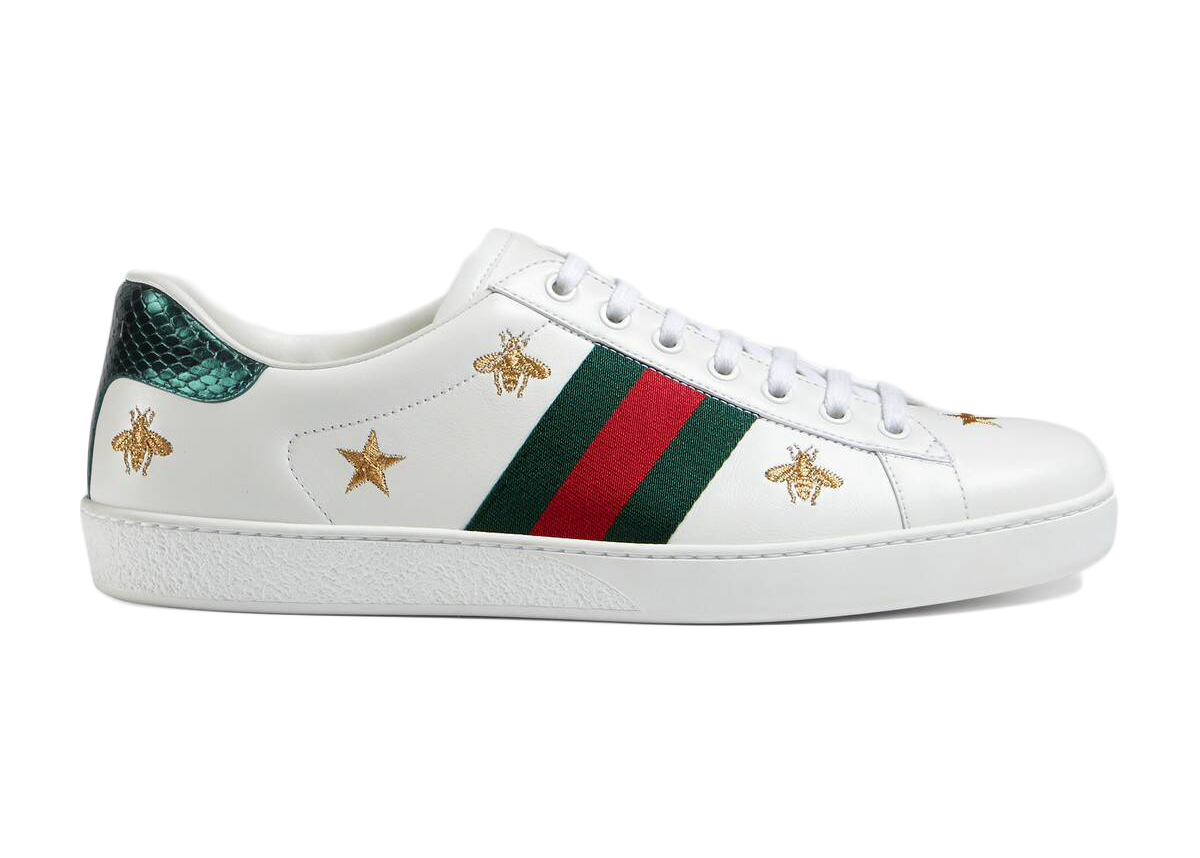 Gucci Ace Bees and Stars - 386750-A38F0-9073