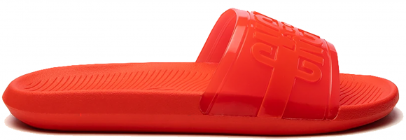 Lacoste Croco Slide Concepts Red - 38CMA0115-RR1