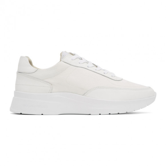 Filling Pieces White Moda Jet Roll Sneakers - 39527731855