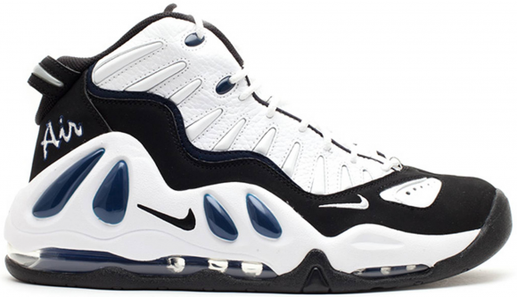 Nike Air Max Uptempo 97 White Black College Navy - 399207-100