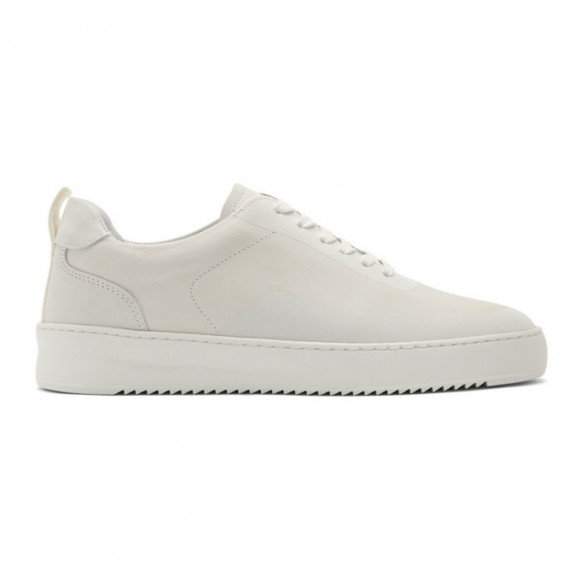 Filling Pieces White 2.0 Mondo Ripple Sneakers - 3992757