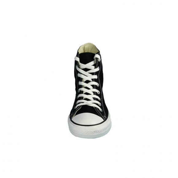 Converse Boys All Star Hi Shoes Black/White Size 03.0 - 3J231