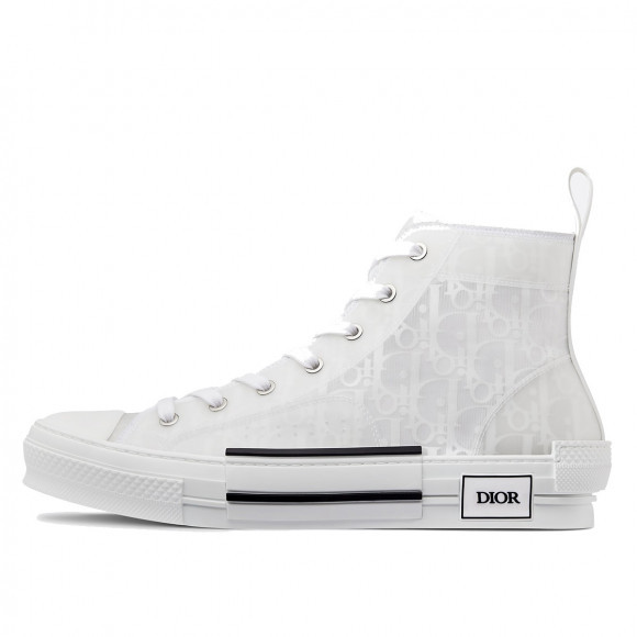 Dior B23 Oblique High White (2019) - 3SH118YNT_H060