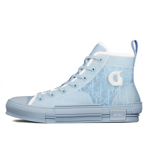 Dior x Daniel Arsham B23 High Top Light Blue - 3SH118YUP_H561