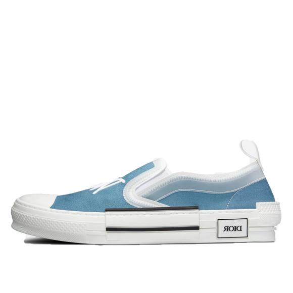 Dior B23 Slip-On Sneaker Blue (SS20) - 3SN262ZBM_H560