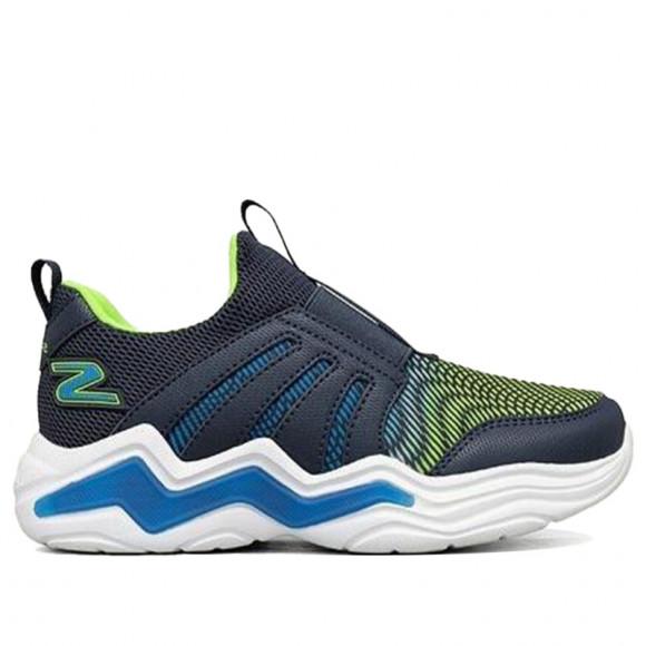 Skechers Lighted Marathon Running Shoes/Sneakers 400127L-NVLM - 400127L-NVLM