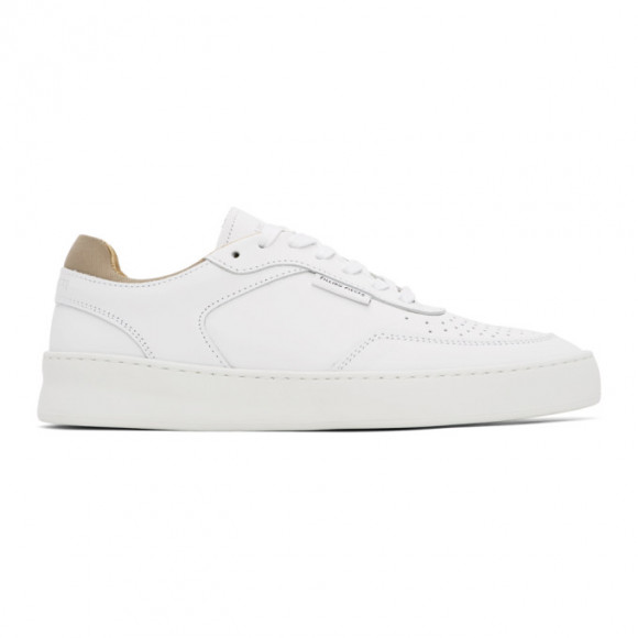 Filling Pieces White Spate Plain Phase Sneakers - 40125871855