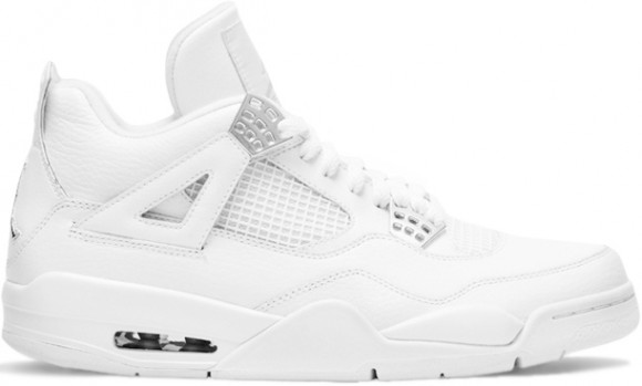 Jordan 4 Retro Silver Anniversary - 408202-101