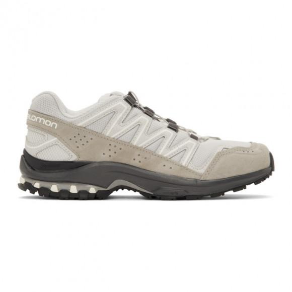 Salomon Grey XA-Comp LTR ADV Sneakers - 410890
