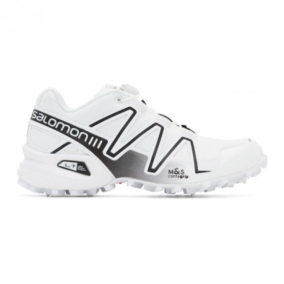 Salomon White Speedcross 3 Advanced Sneakers - 413127