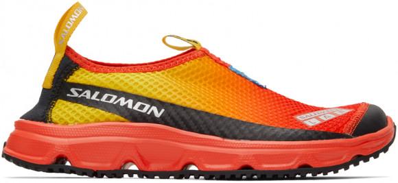 Salomon 红色 RX Moc 3.0 Advanced 运动鞋 - 413653