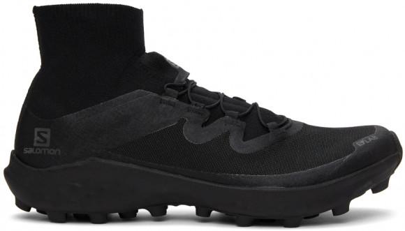 Salomon Black S-Lab Cross Running Sneakers - 413669