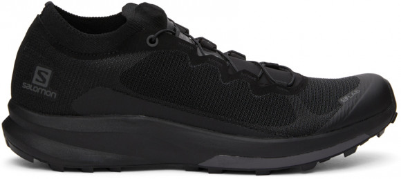 Salomon Black S/lab Ultra 3 Sneakers - 413673