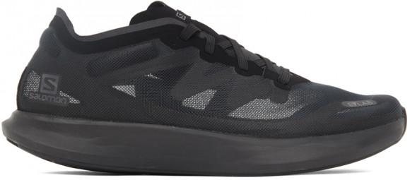 Salomon Black S/Lab Phantasm Sneakers - 413674
