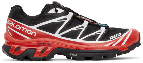 Salomon XT-6 Advanced Black/ Red/ White - 413948
