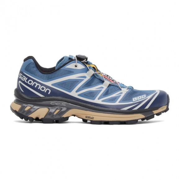 Salomon Blue XT-6 Advanced Sneakers - 413949
