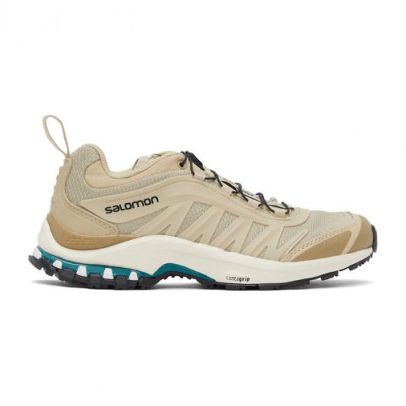 Salomon Beige XA-Pro Fusion Advanced Sneakers - 413960