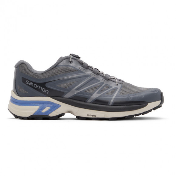Salomon Grey XT-Wings 2 Advanced Sneakers - 413961