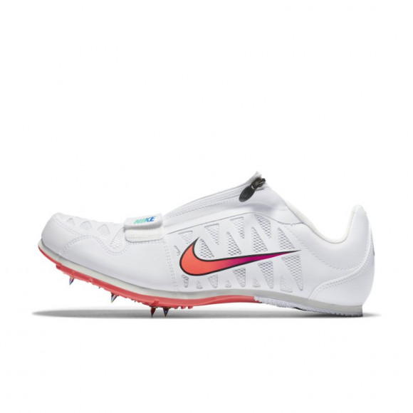 Nike Zoom LJ 4 Unisex Jumping Spike - White - 415339-101