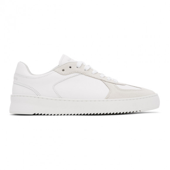 Filling Pieces White Field Ripple Pine Sneakers - 43728011901