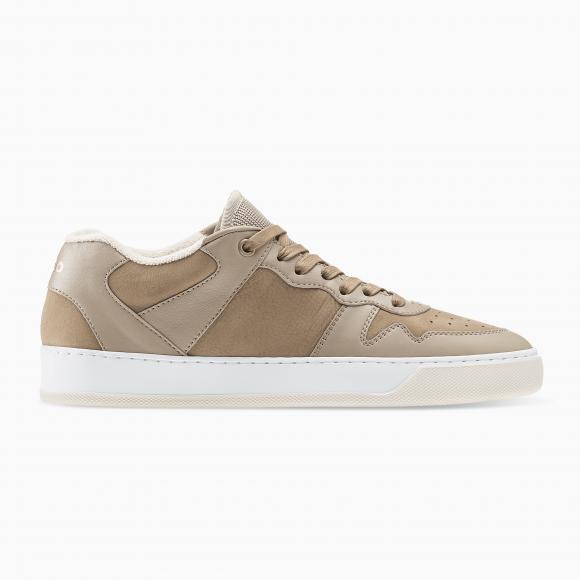 KOIO | Metro Taupe Men's Sneaker 8 (US) / 41 (EU) - 4544844267556