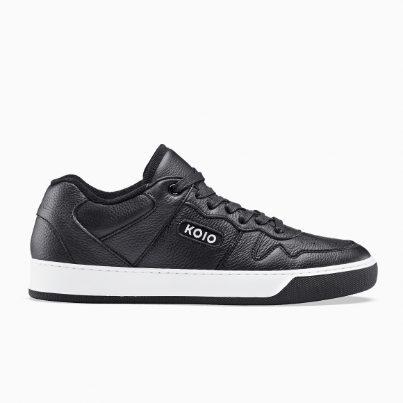 KOIO | Metro Black Men's Sneaker 10 (US) / 43 (EU) - 4576490881060