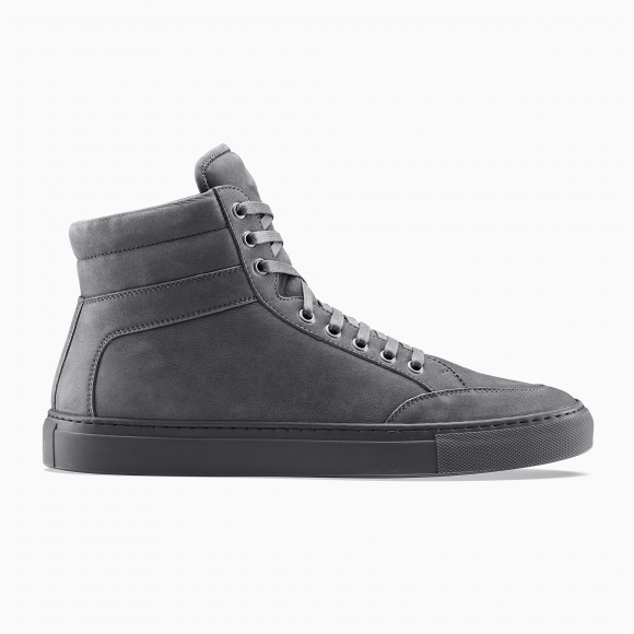 KOIO | Primo Charcoal Men's Sneaker 13 (US) / 46 (EU) - 4582626689060