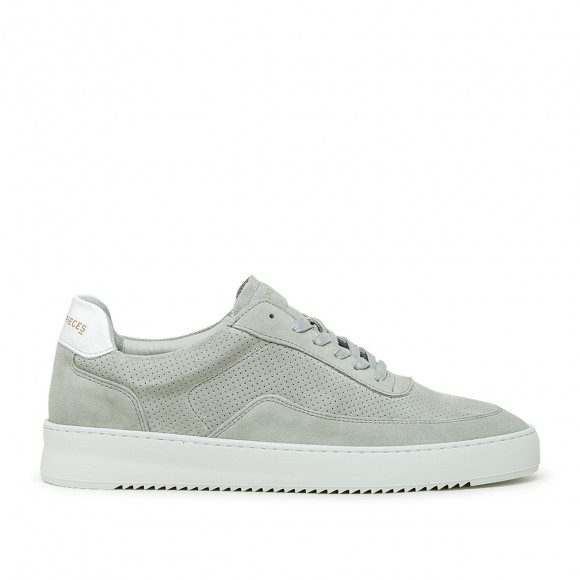 Filling Pieces Mondo Perforated (Hellgrau / Weiß) - 467201018780