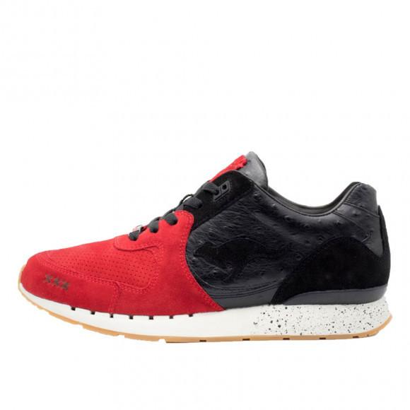 Kangaroos x Sneakerbaas Coil R-2 Sin City Black Red - 4701-O-0600