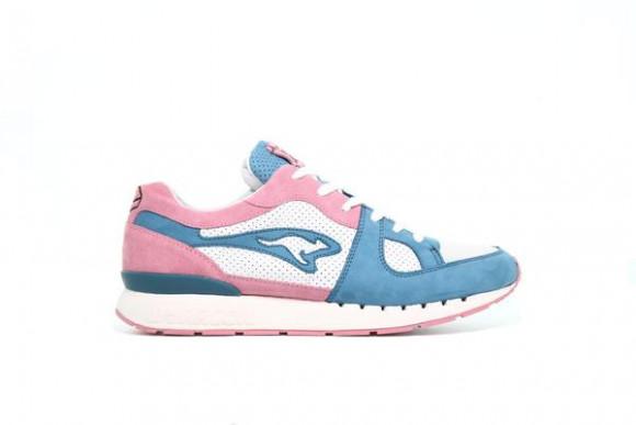 "KangaROOS x Sneakerholics ""Blue Toe"" - 4702S-000-0025"