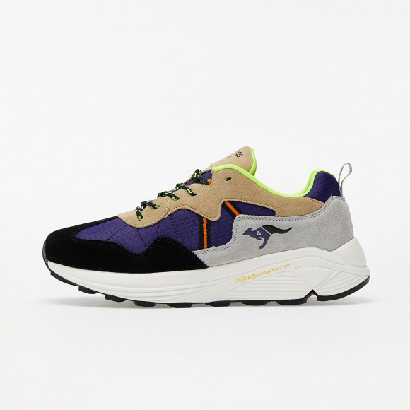 KangaROOS Dynaflow Vapor Grey/ Purple - 472700002054