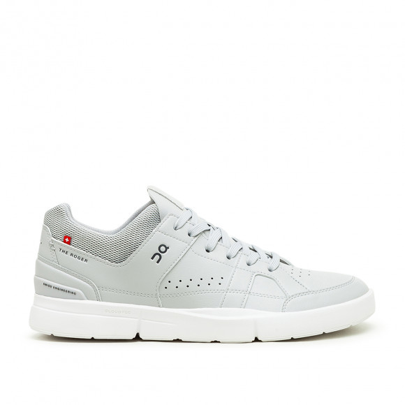 ON running M The Roger Clubhouse Glacier/ White - 48.99407