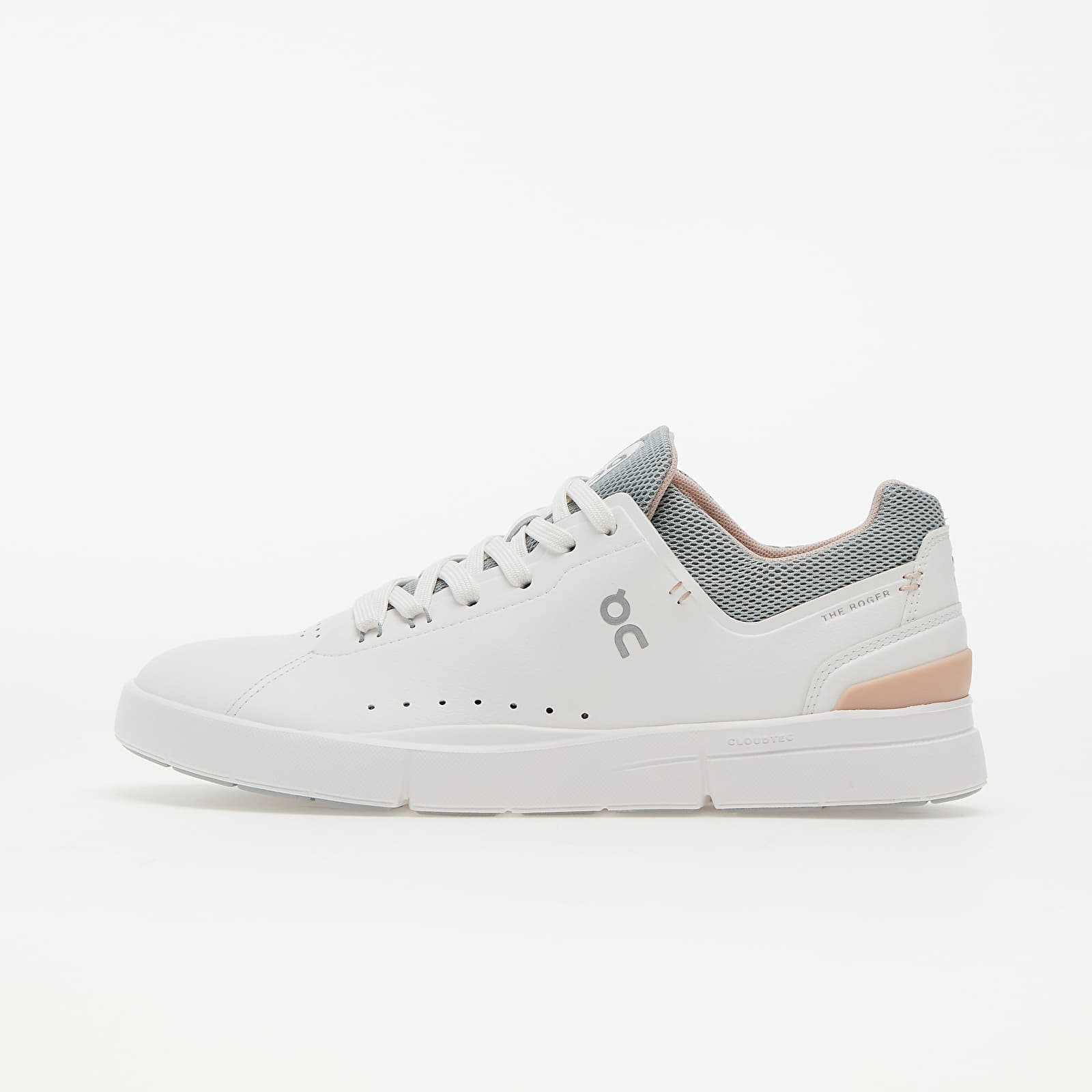 ON running W The Roger Advantage White/ Rose - 48.99454