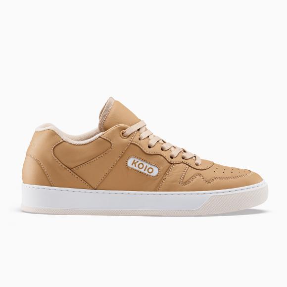 KOIO   Metro Caramel Men's Sneaker 12 (US) / 45 (EU) - 4844225822756