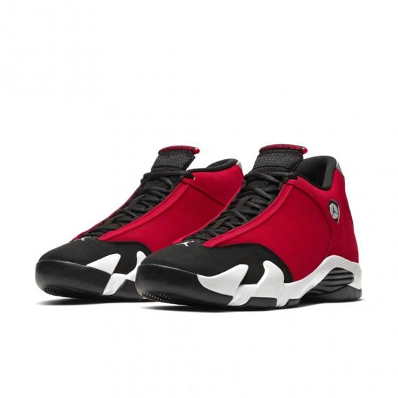 Jordan 14 Retro Gym Red Toro - 487471-006