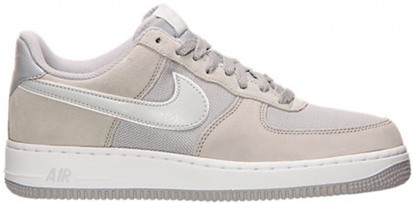 Nike Air Force 1 Low Wolf Grey Pure Platinum - 488298-090