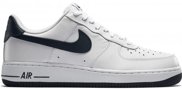 Nike Air Force 1 Low White Obsidian (2012) - 488298-105