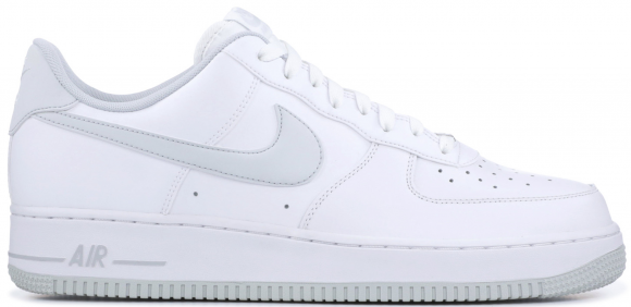 Nike Air Force 1 Low White Pure Platinum 488298 154