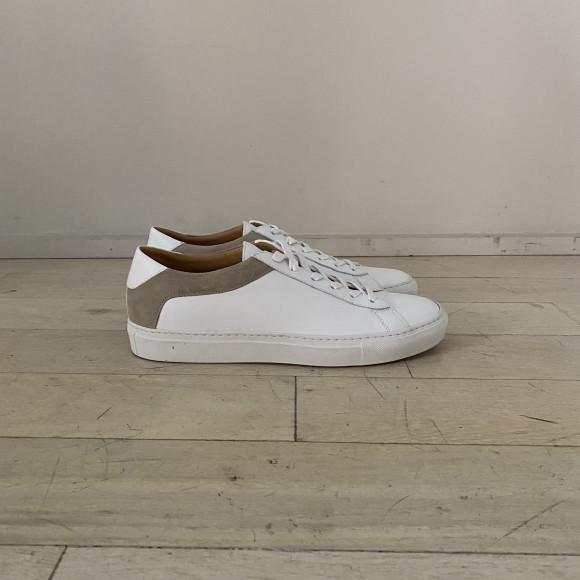 KOIO | Capri Bianco Vintage Men's Sneaker 12 (US) / 45 (EU) - 4935154991140