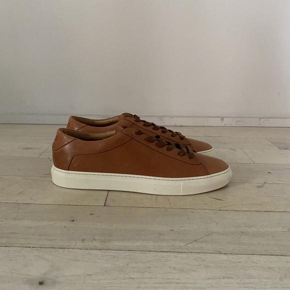 KOIO | Capri Castagna Vintage Men's Sneaker 12 (US) / 45 (EU) - 4935177109540