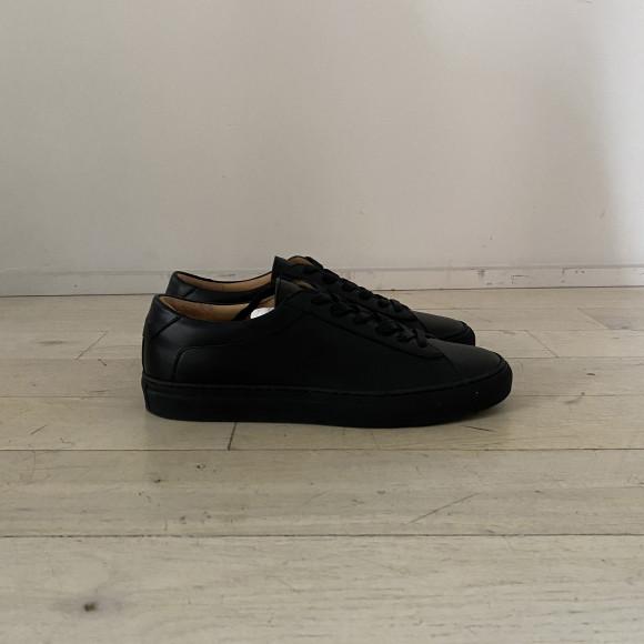 KOIO | Capri Nero Vintage Men's Sneaker 9 (US) / 42 (EU) - 4935213678628