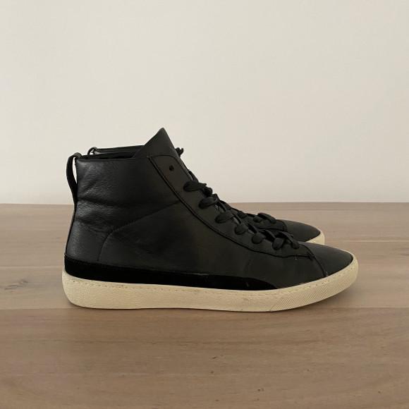KOIO | Verse Black Vintage Men's Sneaker 10 (US) / 43 (EU) - 4935917895716