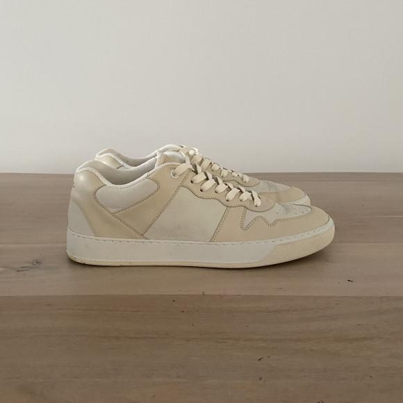 KOIO | Metro Creme Vintage Men's Sneaker 9 (US) / 42 (EU) - 4945805443108