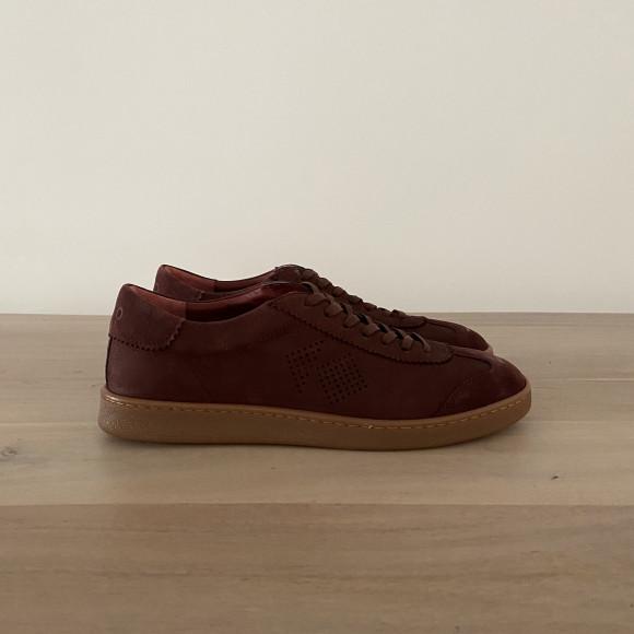 KOIO | Tempo Burgundy Vintage Men's Sneaker 9 (US) / 42 (EU) - 4945854529572